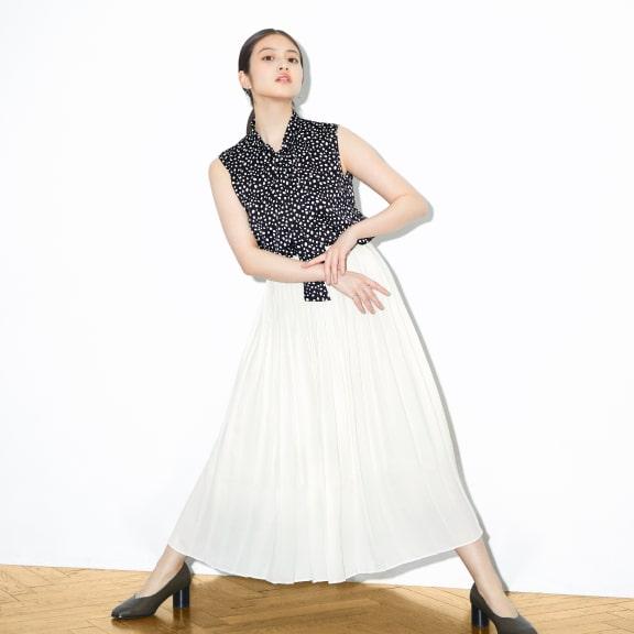 ワタシの毎日をカラフルに #ナナイロスカート