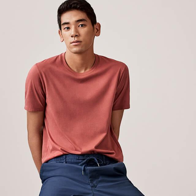 25d220e49 T-shirts & débardeurs Homme: T-shirts manches courtes, T-shirts ...