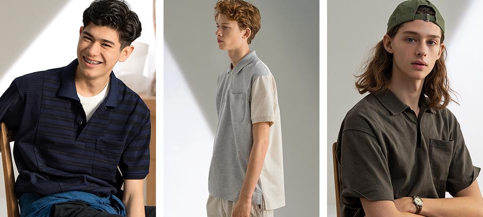 UNIQLO and Engineered Garments(ユニクロ アンド エンジニアド ガーメンツ) 2019 ポロシャツコレクション