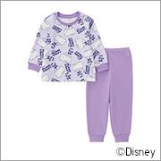 BABY ディズニーコレクションパジャマ(長袖)