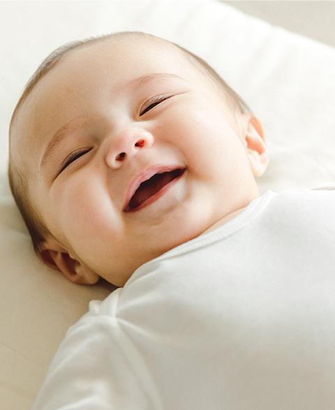 babies' delicate skin image