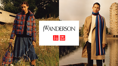 UNIQLO and JW ANDERSON
