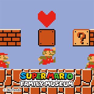 任天堂超級馬里奧家庭博物館
